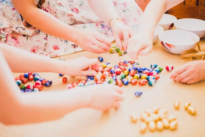 preschool sorting classifying cognitive development activity