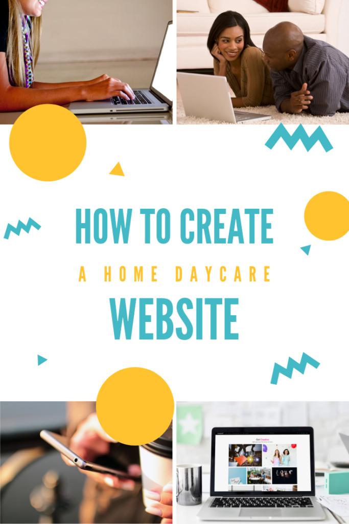 Home Daycare Website Tutorial