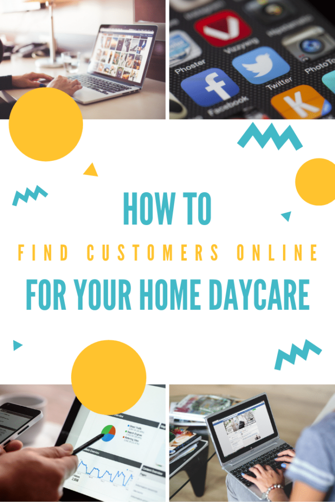 how to find new customers for home daycare
