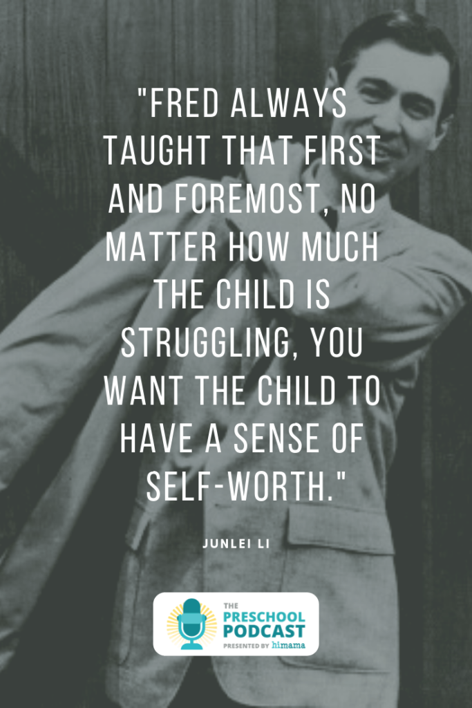 mr fred rogers early childhood education
