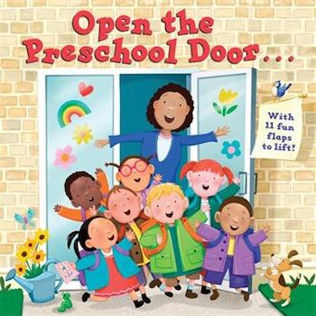 open the preschool door