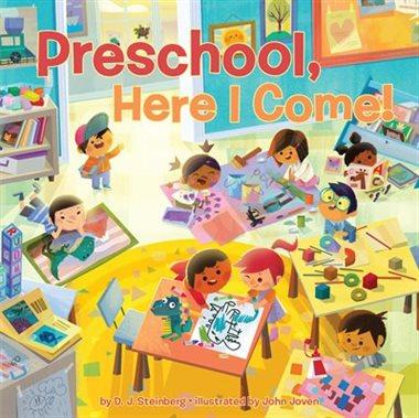 preschool here i come