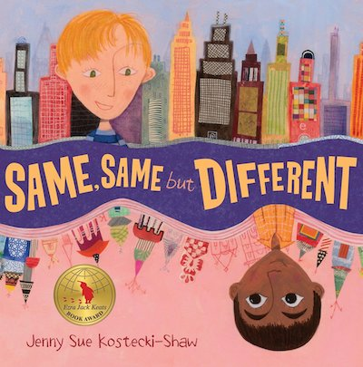 same, same but different by jenny sue kosteck-shaw