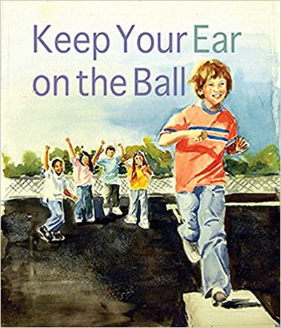 Keep Your Ear on the Ball. By: Genevieve Petrillo